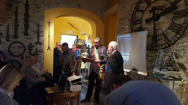 G.B. Bergallo cittadino onorario di Tovo San Giacomo