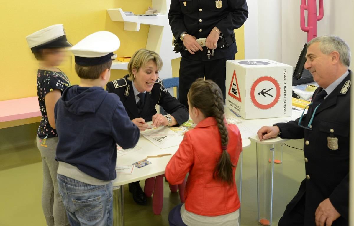 Gaslini e polizia municipale