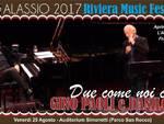 Gino Paoli e Danilo Rea Alassio