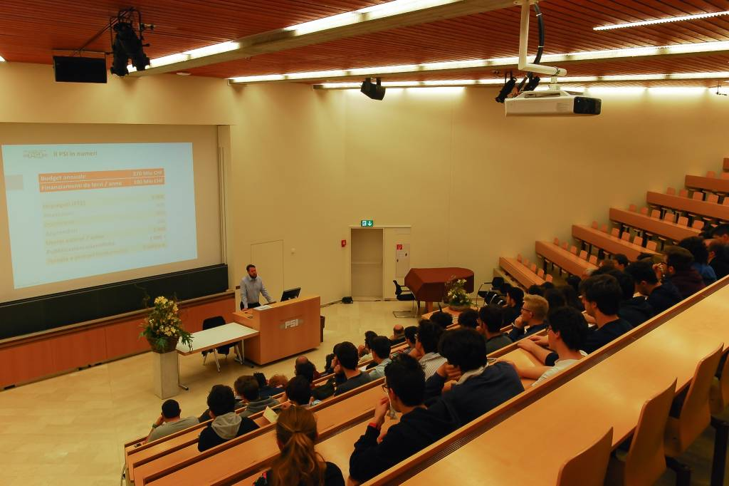 giovani per la scienza zurigo Paul Scherrer Institute