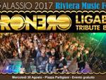Gli Oronero in concerto ad Alassio