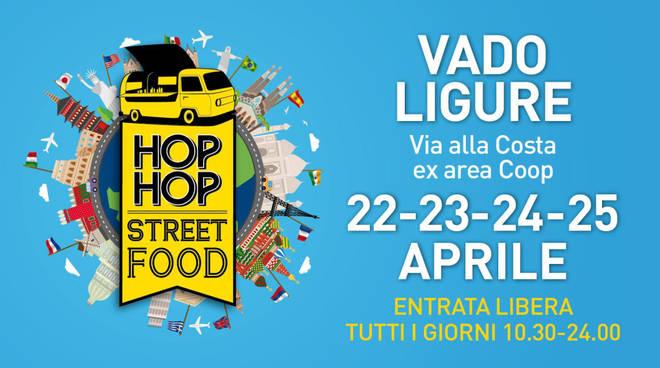 Hop Hop Street Food a Vado Ligure