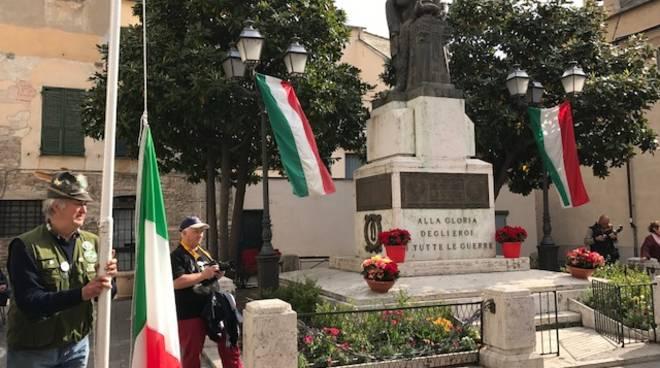 Il 25 Aprile ad Albenga