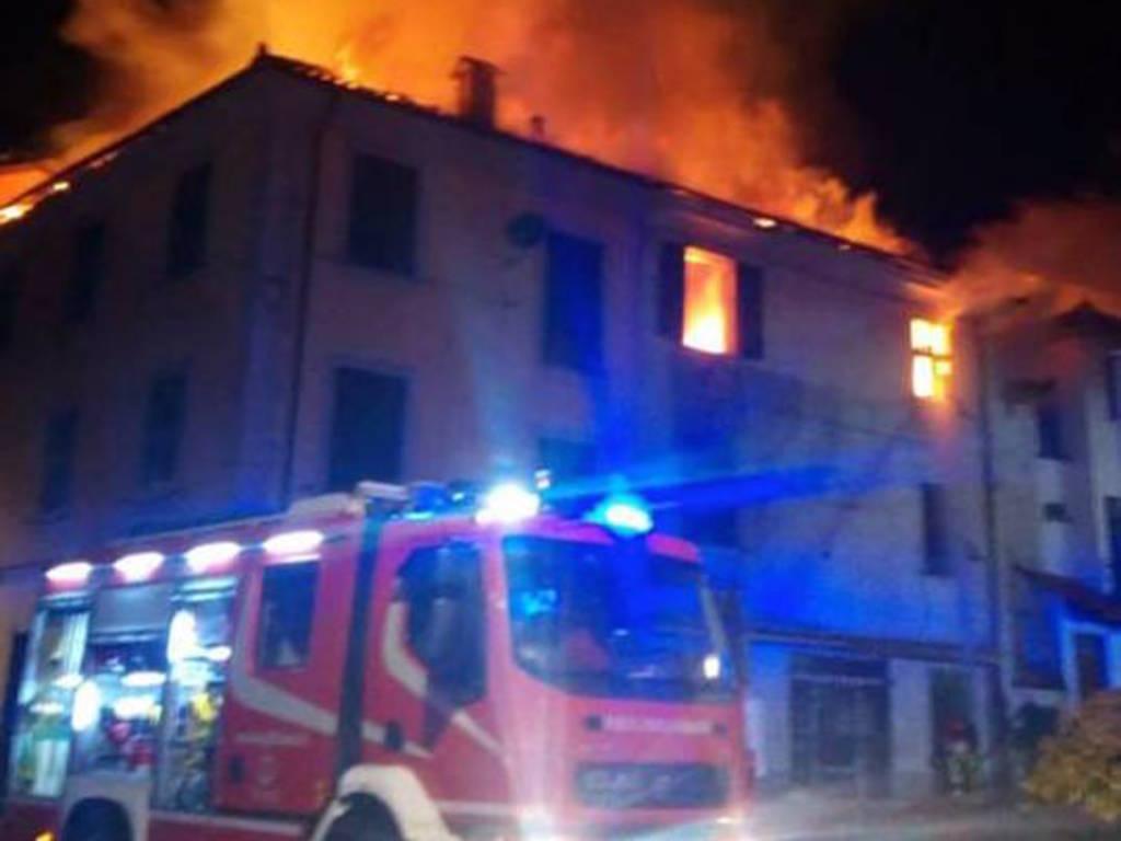 incendio casella