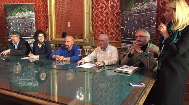 Liguria Marathon presentazione