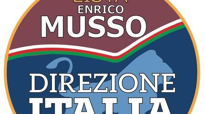 Logo Lista Musso-Direzione Italia