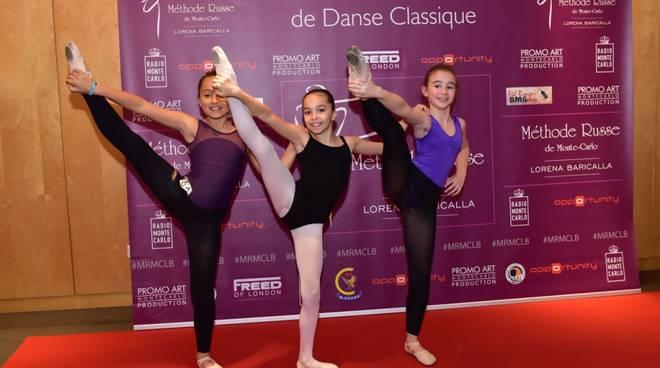 Lorena Baricalla danza
