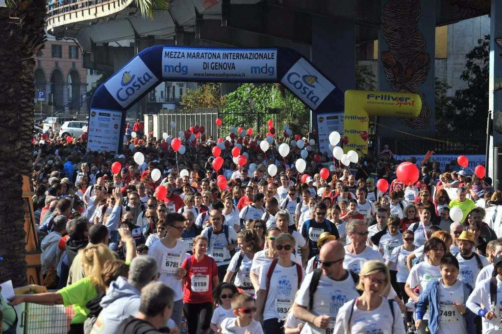 Mezza Maratona di Genova