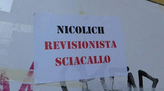 nicolick volantino revisionista sciacallo