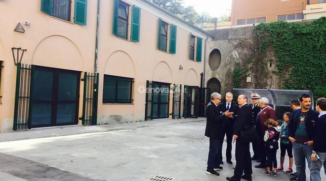 nuova sede polizia municipale bolzaneto