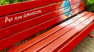Panchina rossa a Rapallo per Gisella e Francesco