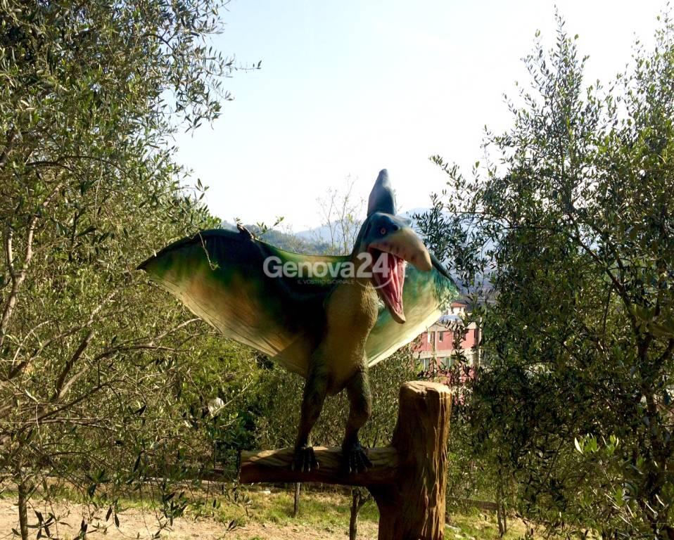 parko dei dinosauri bolzaneto