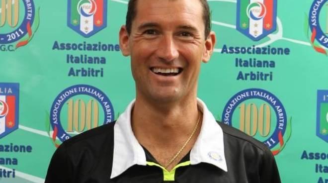 Arbitro Giorgio Schenone
