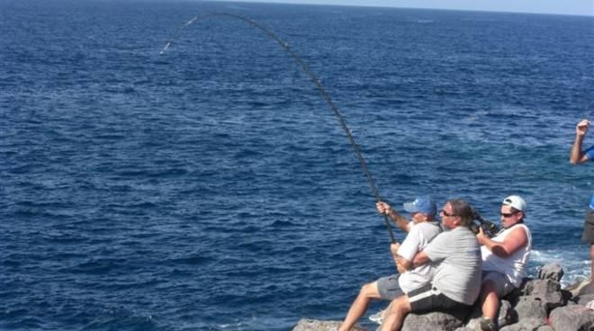 Pesca in negozio di Obolon