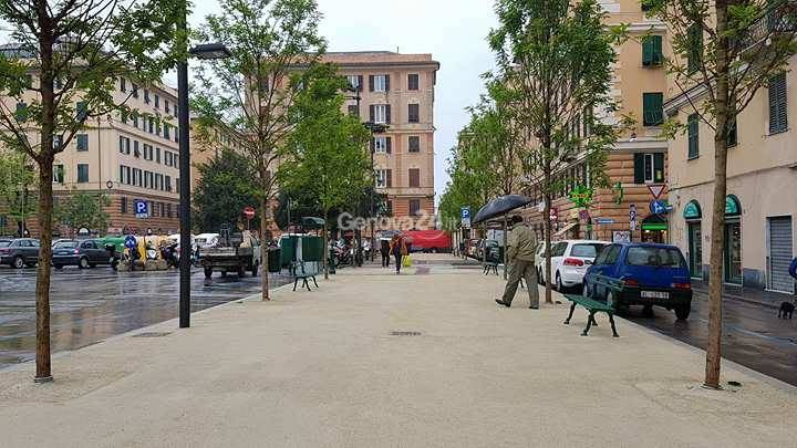 Piazza Paolo Da Novi