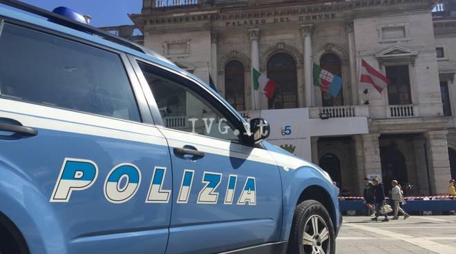 polizia di stato piazza sisto
