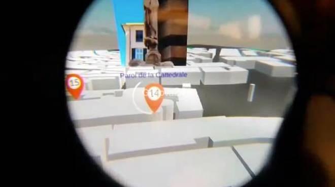realtà virtuale exploragenova