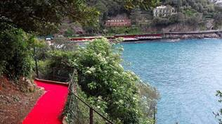 Red carpet da Rapallo a Portofino