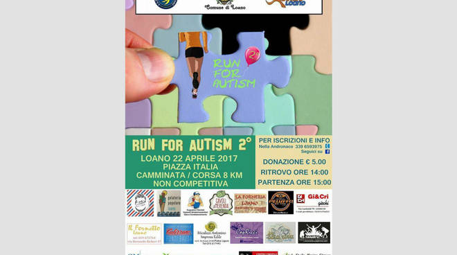run for autism