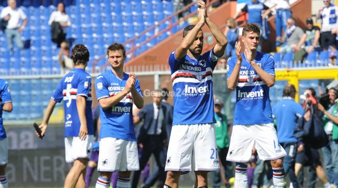 Sampdoria Vs Fiorentina