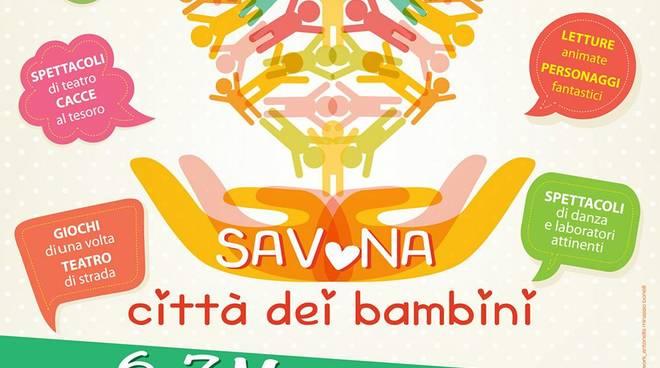 Savona Città dei Bambini 2017