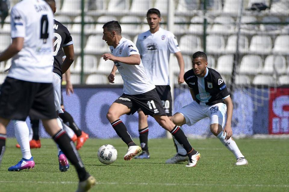 Serie B: Pro Vercelli vs Entella