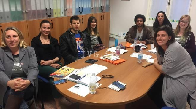 servizio volontario europeo progetto città