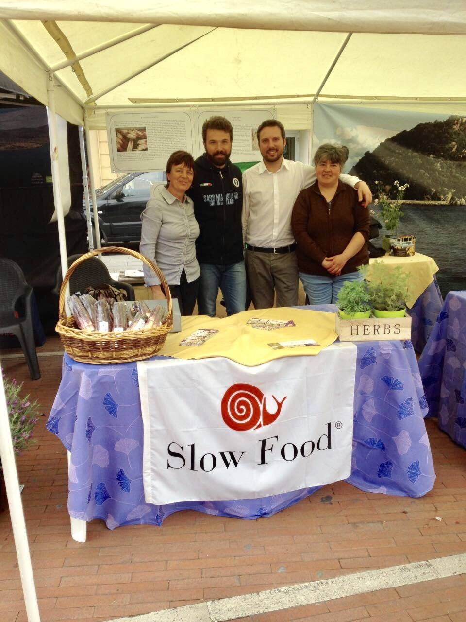slow food fior d'albenga