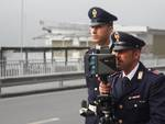 Telelaser polizia stradale