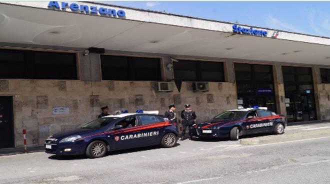 Tentato suicidio alla stazione di Arenzano