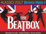 The BeatBox in concerto ad Alassio
