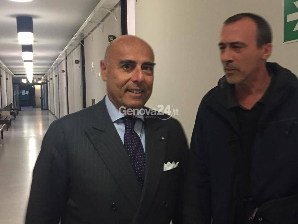 Ugo Salerno, presidente Rina