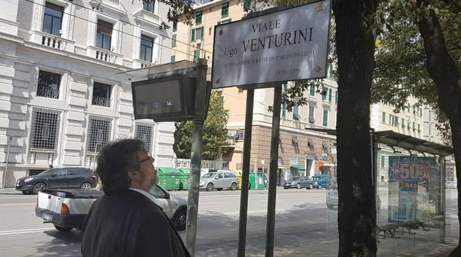 Vaccarezza ricorda Venturini