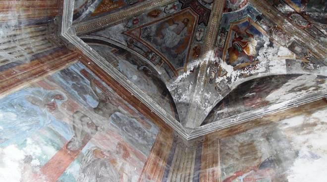 Affreschi San Giacomo Savona
