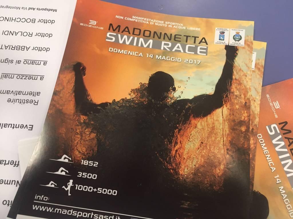 Presentazione Madonnetta Swim Race 2017