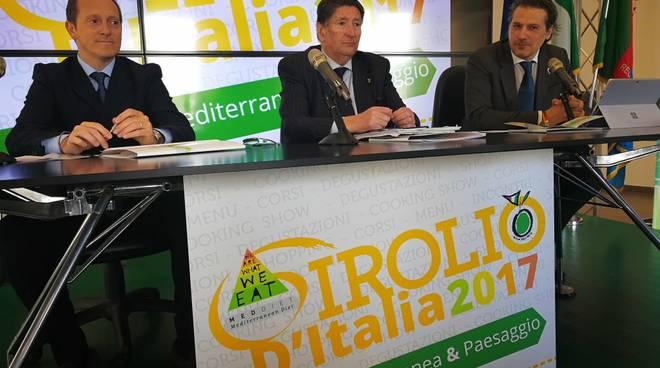 Girolio 2017 presentazione Andora