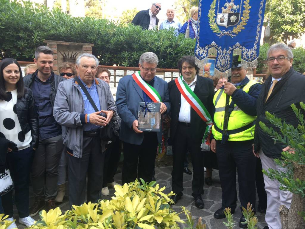 Muretto Alassio Pensionati Gorno