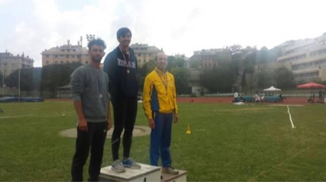 Flavio Bertuzzo Decathlon