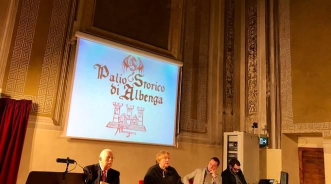 Presentazione Associazione Palio Storico Albenga