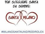 Volantino #MilanoSantaungirodirolex