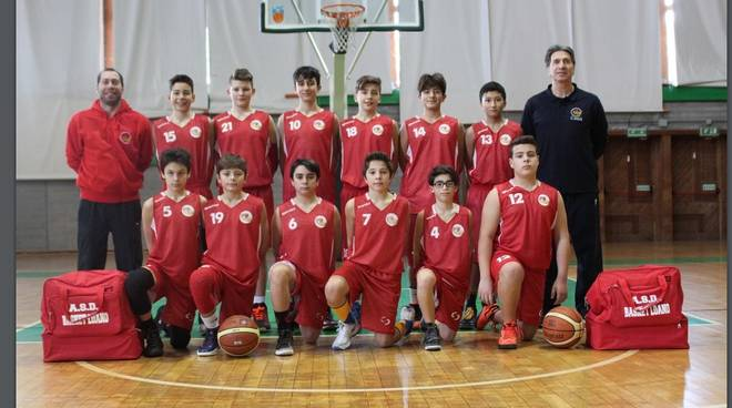 Basket Loano E. Garassini
