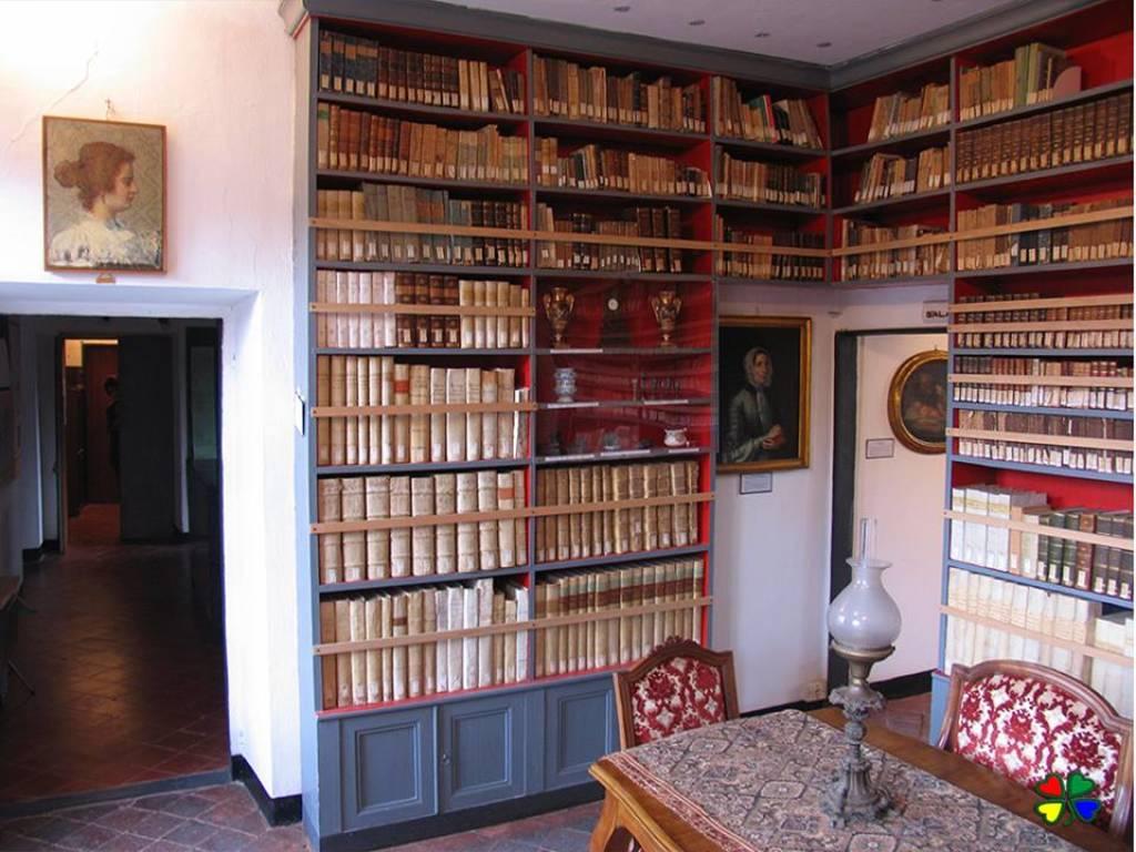biblioteca sassello