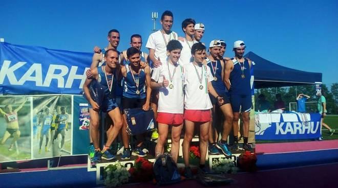 campionati italiani di staffette