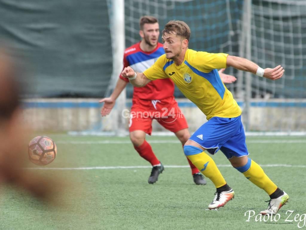 Campomorone S.O vs cairese semifinale Play off Promozione girone A