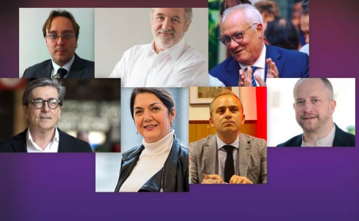 candidati sindaci look