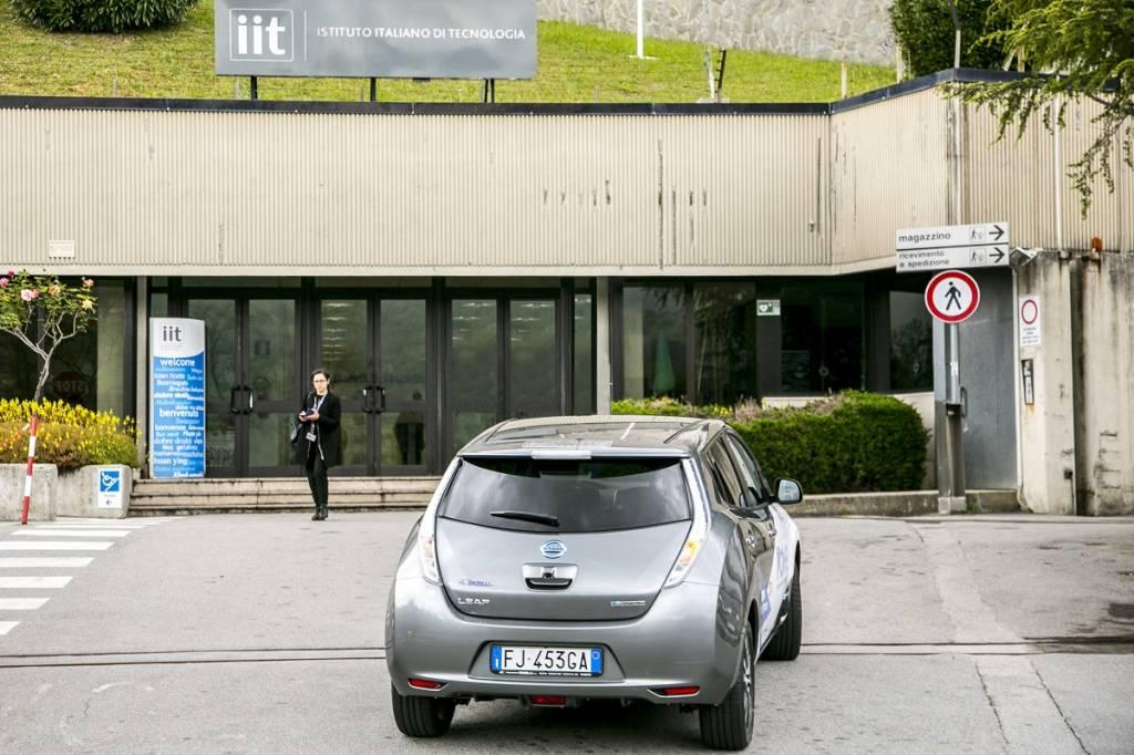 Car sharing Iit