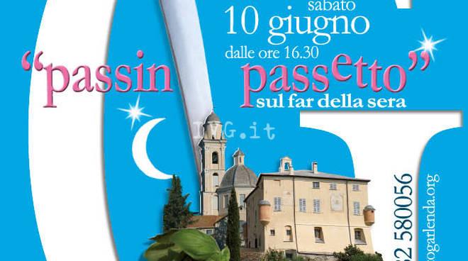 Passin Passetto 2017 - sul far della sera
