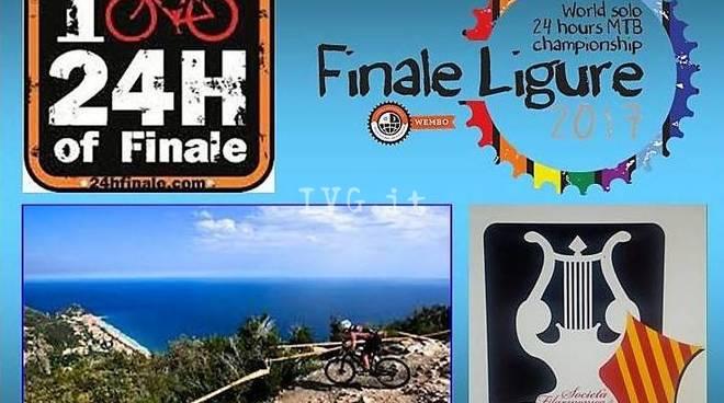 """La FILARMONICA al """"World solo 24 hours MTB Championship"""" 2017."""