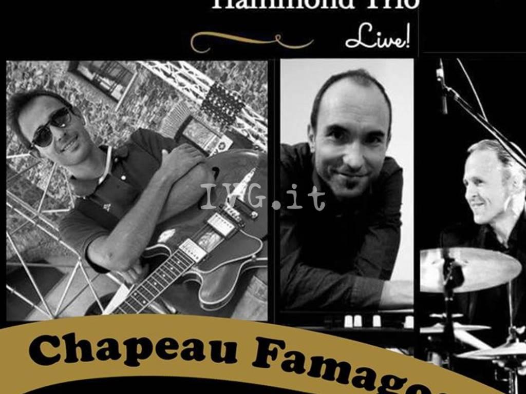 Venerdì 5 maggio Concerto Lorenzo Piccone Hammond Trio al Circolo Chapeau di Savona