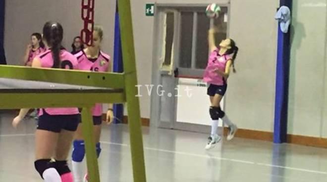 Volley: Sofia alla Selezione Femminile a Leca D\' Albenga